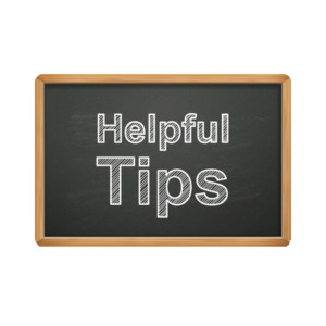 Helpful LSAT tips