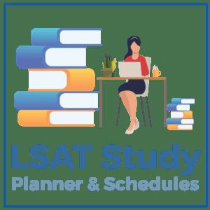 LSAT Study Planner & Schedule