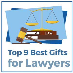 Top 9 Best Gifts for Lawyers